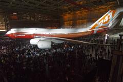 LE BOEING 747-8 996