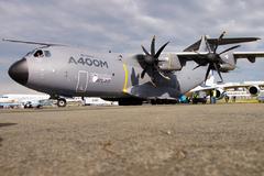 Airbus Military : Six mois de retard pour la première livraison d'A400M  2013