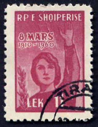 8 mars journée internationale de la femme Albanie%2001