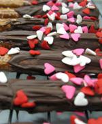 Çikolatalı Çıtırlar tarifi  Cikocubuk1