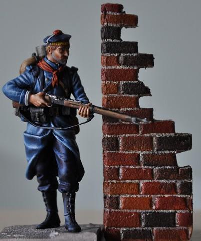 Métal Modèles - GG24 - Fusilier marin français, Dixmude 1914 Dcor3Copier