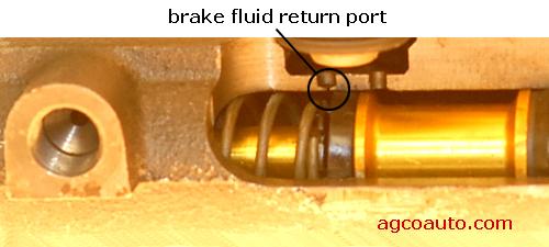 4-pot front caliper siezed Mccut