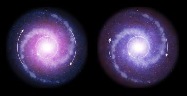 Las galaxias actuales tienen más materia oscura que las del universo temprano Las-galaxias-actuales-tienen-mas-materia-oscura-que-las-del-universo-temprano_image_380