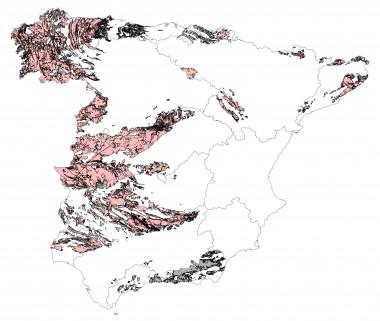 Primer mapa de exposición al radón Disenan-el-primer-mapa-que-delimita-las-zonas-mas-expuestas-al-radon-de-la-peninsula_image_380