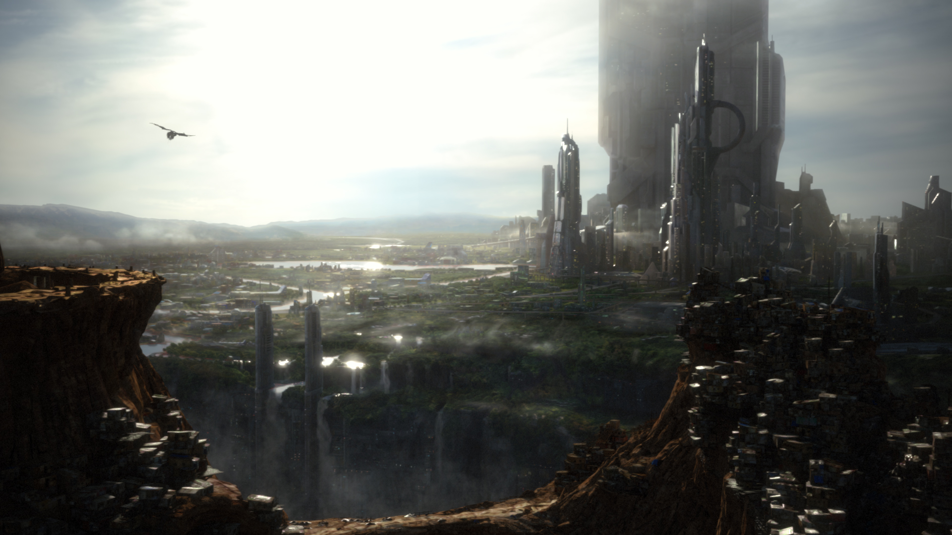 Origo bolygó ahol minden kaland indul és végződik. Original_k
