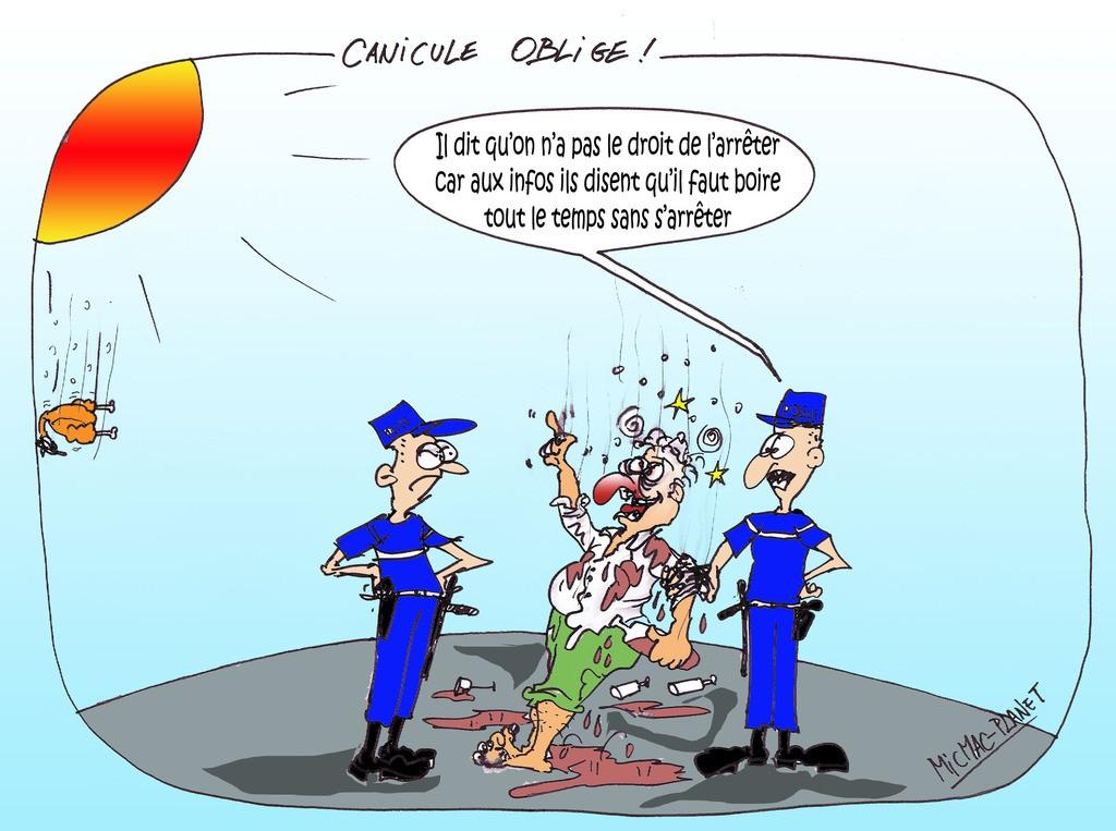 Bon Mardi Canicule_oblige