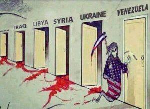 Venezuela: coup de projecteur sur les zones d´ombre médiatiques Usa_Venezuel2406-310e0