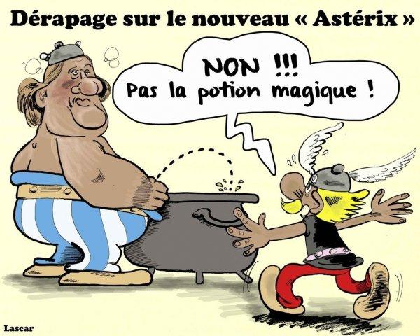 Pastiches, detournements, plagia de vos personnages préférés ! - Page 5 Obelix_derape-05ad7