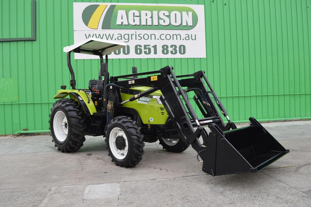 macchine agricole agrison australia 75hp-Agrison-tractors-1