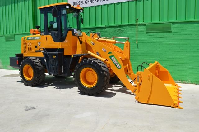 macchine agricole agrison australia TX930-Agrison-Wheel-Loader-1