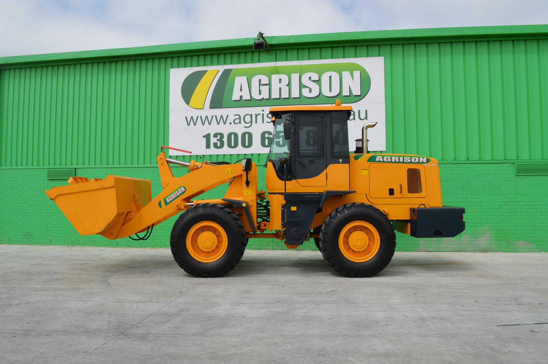 macchine agricole agrison australia Agrison-TX936-Wheel-Loader-9