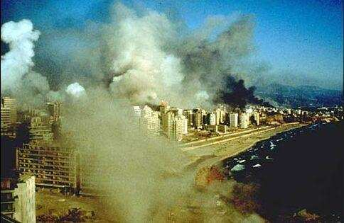 Rede de Informação da URS - Página 9 Pichis1982beirutbombed