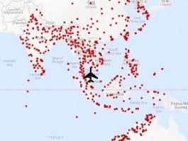 Mais où est passé le vol malésien MH 370 Air-journal-MH370%C2%A9WNYC-265x199