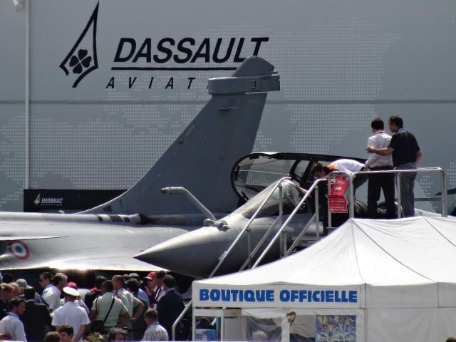 Bourget 2013 : avec Soar, Thales se lance dans le vol suborbital Par Rémy Decourt Air-journal-bourget-2013-8-640x480