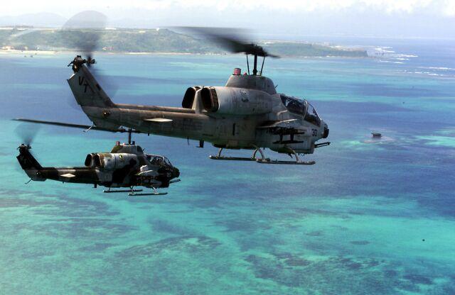 Hélicoptères de combats - Page 3 Ah1w-042rs