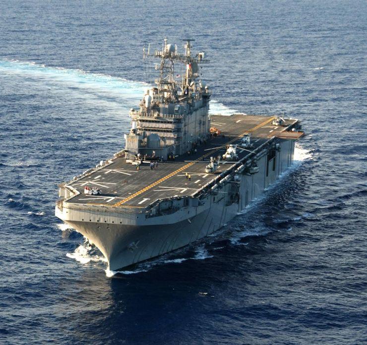 US Navy - Page 2 LHA1-Tarawacrs