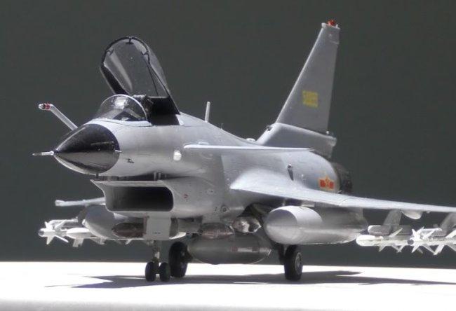 تقرير: إيران تقترب من اتفاق لJ-10A مع  الصين 02