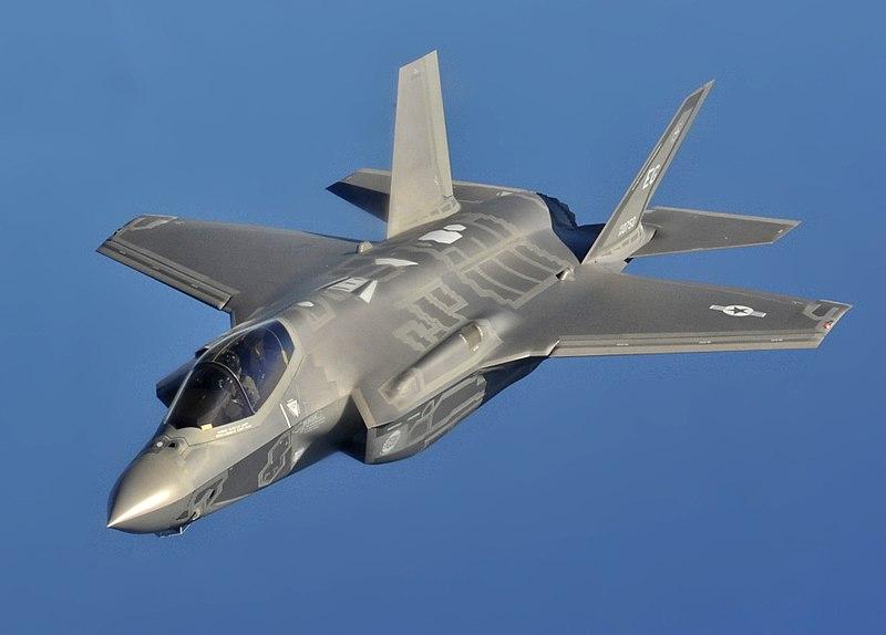 Lockheed Martin F-35 Lightning II (caza polivalente monoplaza de quinta generación USA ) - Página 27 F-35A