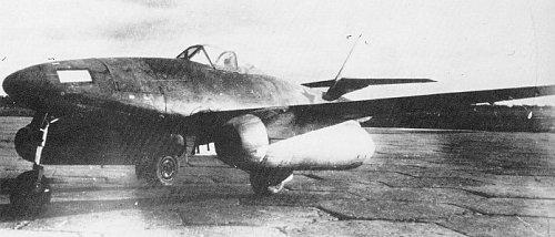 Cazas y ases de la segunda guerra mundial . Me-262