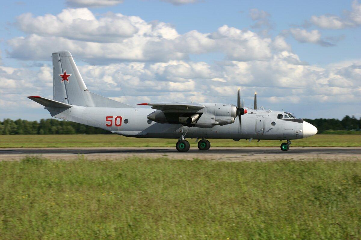 Poderio Militar Ruso (actualizado 2010). Az_an-26_1