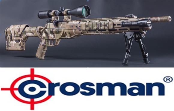 Custom airgun version XXL Crosman-Armada-i