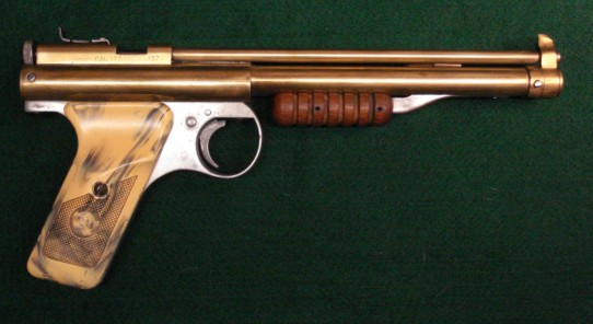 Custom airgun version XXL Benjamin_137