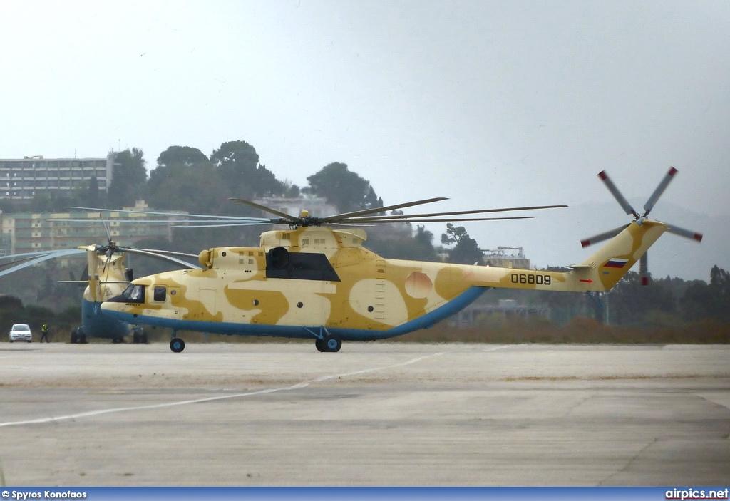 الجزائر تستلم مورحيتان من طراز Mi-26T2 37102l