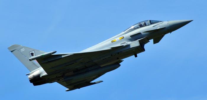 الأردن والتايفون بدعم من السعودية - صفحة 2 Raf-typhoon-fighter