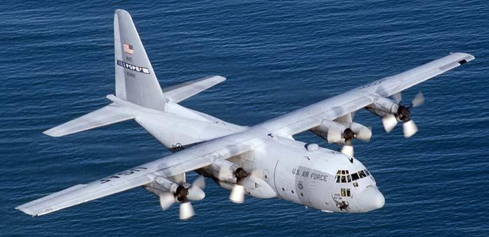 أسلحة صنعت الحدث - صفحة 9 Lockheed-c-130h-hercules