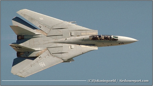 الطائرة الحربية..إف14..قدراتها الرهيبة..ولغزها الكبير!! F14