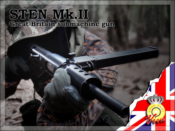 Pistolets-mitrailleurs : on n'en parle pas beaucoup ! - Page 5 Viva-sten-mkii-1