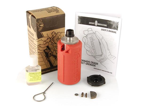 Grenades Tornado Impact AI-TI-RD-P-L