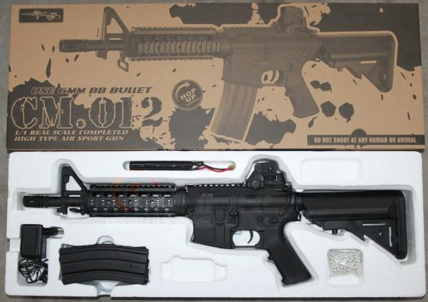 Cyma anuncia que fabricará M4 - M16 CM-012-620x438