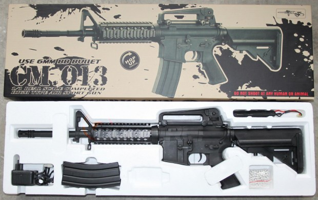 Cyma anuncia que fabricará M4 - M16 CM-013-620x390