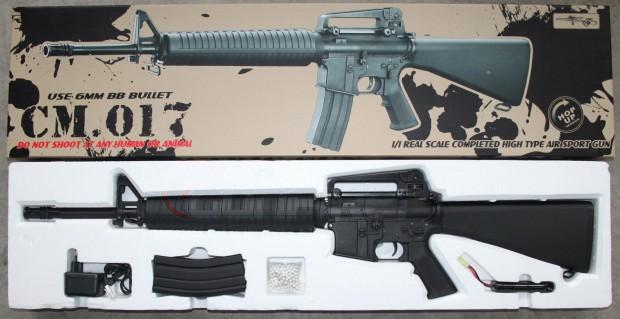 Cyma anuncia que fabricará M4 - M16 CM-017-620x319