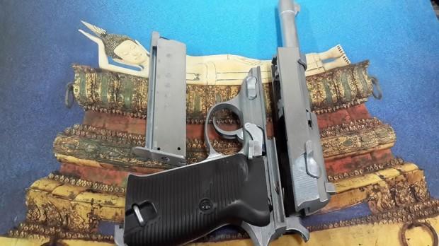 WE. Makarov, Beretta M84, P99, P38, Keltec PLR16 Walther-P38-620x348