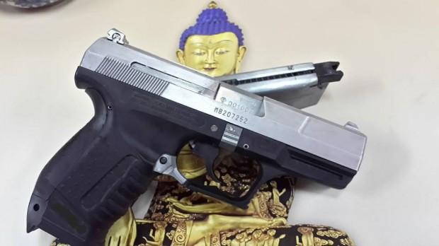 WE. Makarov, Beretta M84, P99, P38, Keltec PLR16 Walther-P99-620x348