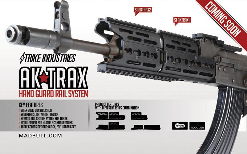 Nuevos accesorios Madbull para AK Madbull-AK-TRAX
