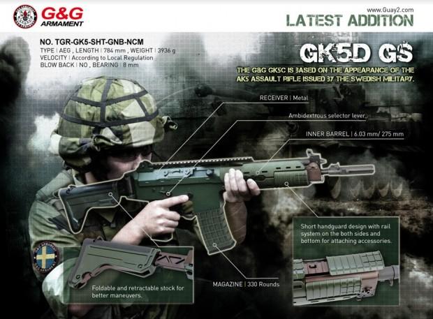G&G anuncia la versión compacta de su ak5 (Zax, te lo dedico) Guay2-GK5D-GS-620x457