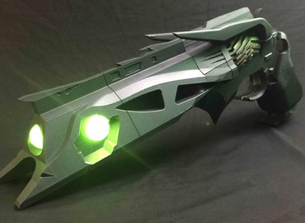 y con tu impresora 3D serás el más friki del campo Airsoft-Thorn-Hand-Cannon-A-620x454