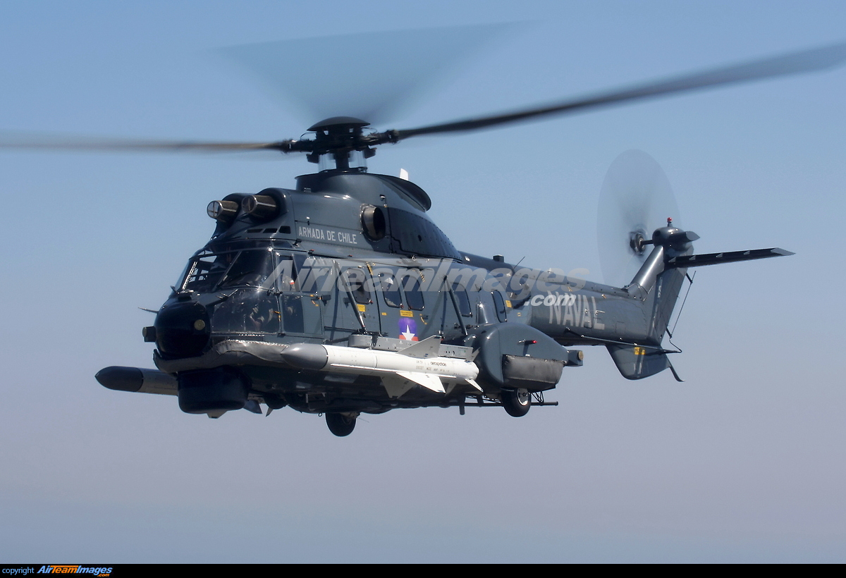 مروحية الكوجر Eurocopter AS532 Cougar  108168_big