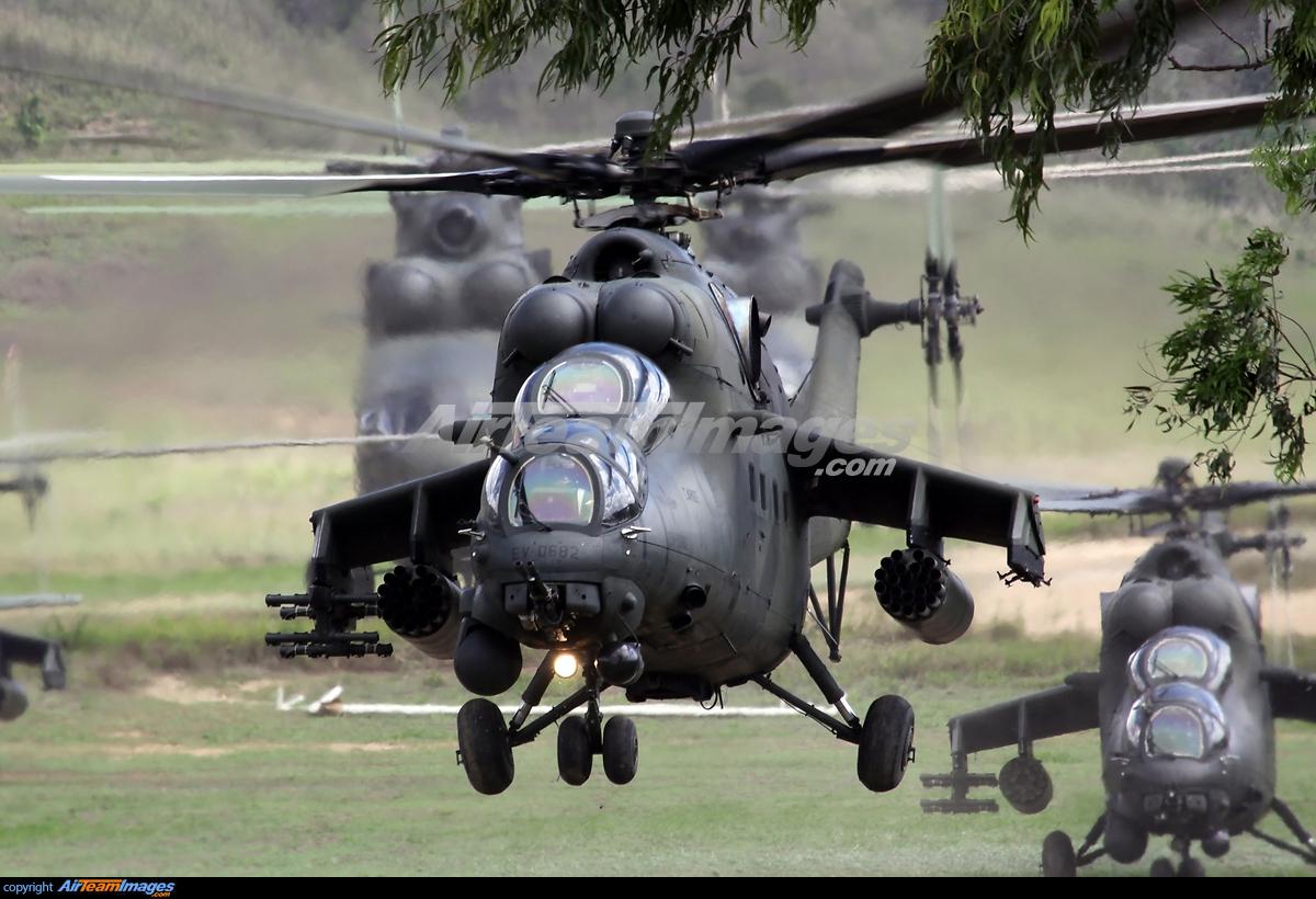 Mil Mi-35M2 Caribe venezolano - Página 2 174963_big