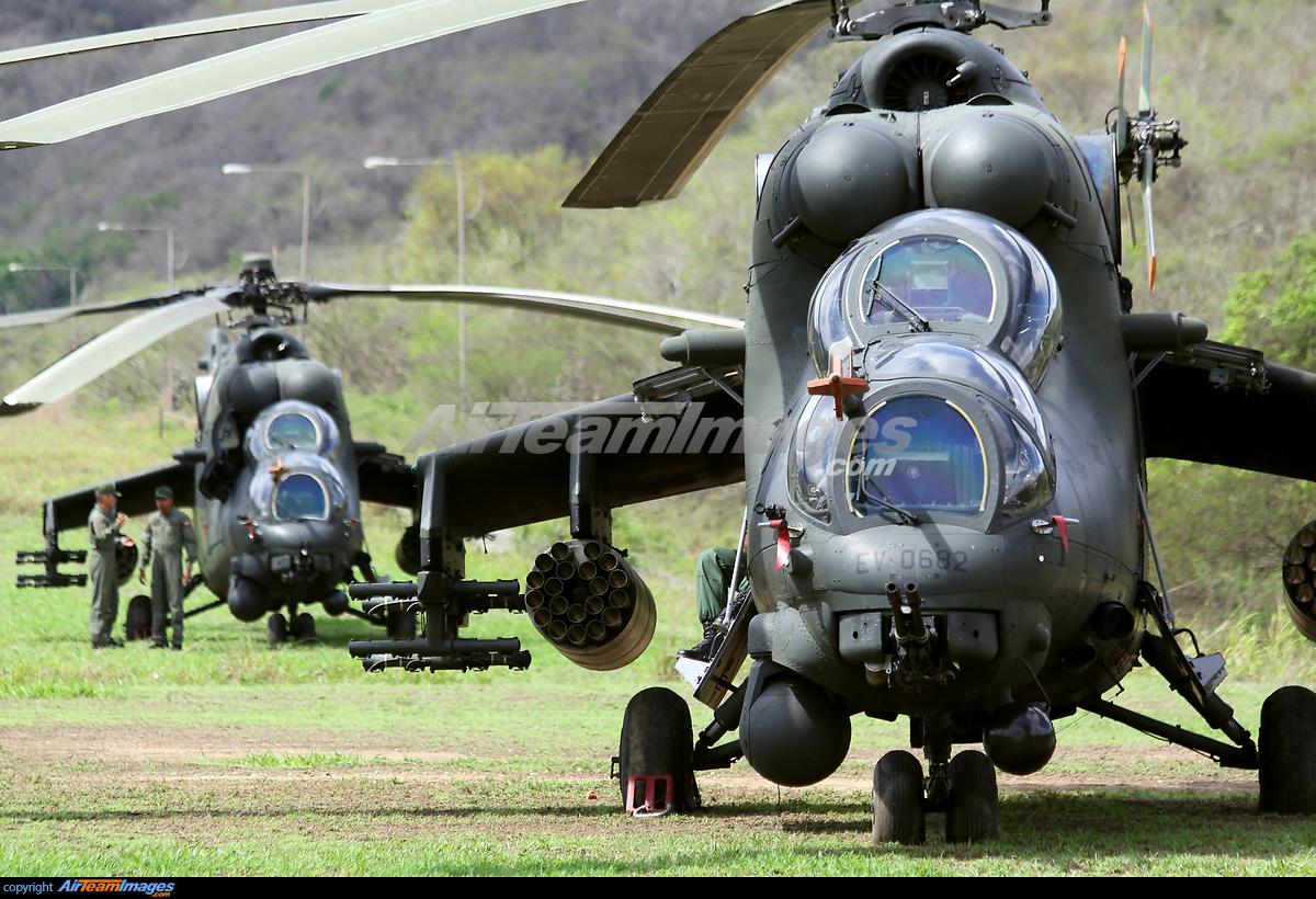 Mil Mi-35M2 Caribe venezolano - Página 2 174967_big