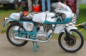 Ducati 350 SS SINGLESCONV