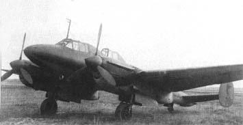 "Petlyakov Pe-2 ""Pechka"" Pe2ut-i"