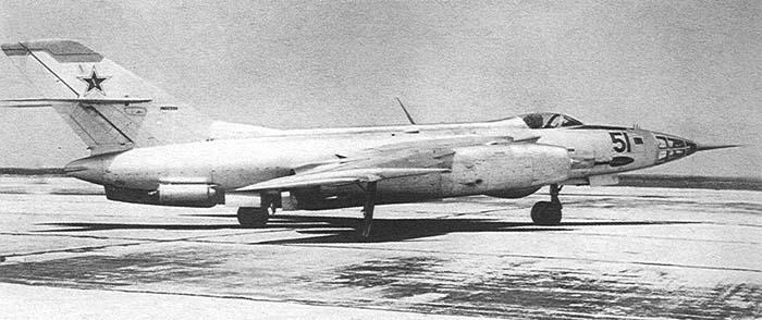YAKOVLEV - avioni konstruktora Jakovljeva Yak28i-5