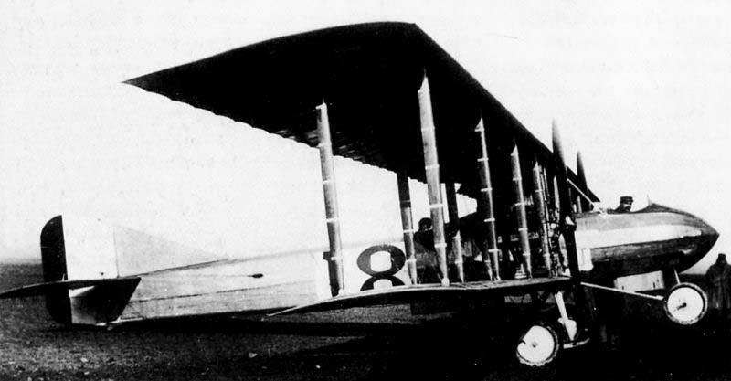 Société des avions Caudron Caudronr4-1