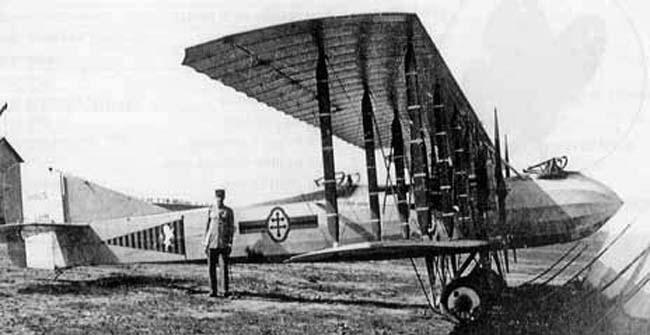 Société des avions Caudron Caudronr4-3