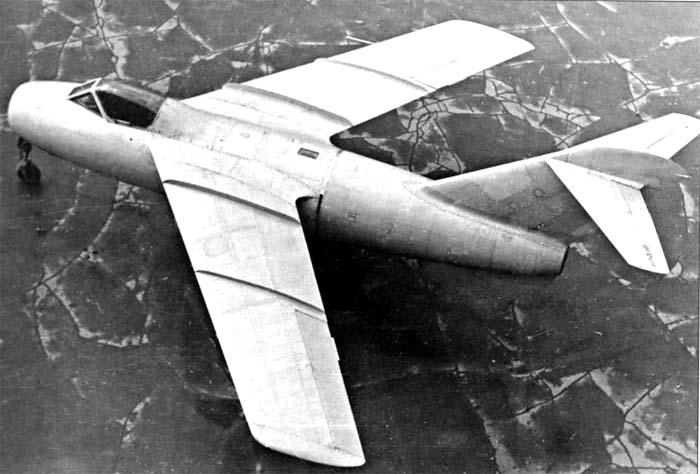 Lavochkin - avioni konstruktora Lavočkina La15-12