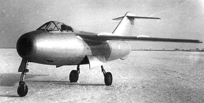Lavochkin - avioni konstruktora Lavočkina La15-4